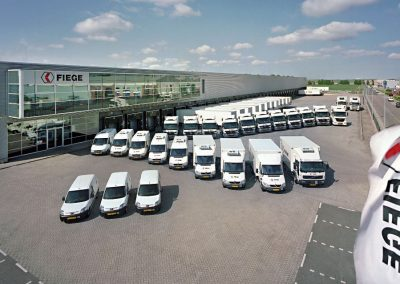 Acconet koppelt met T-Box Logistics Exact Online aan het WMS van Fiege