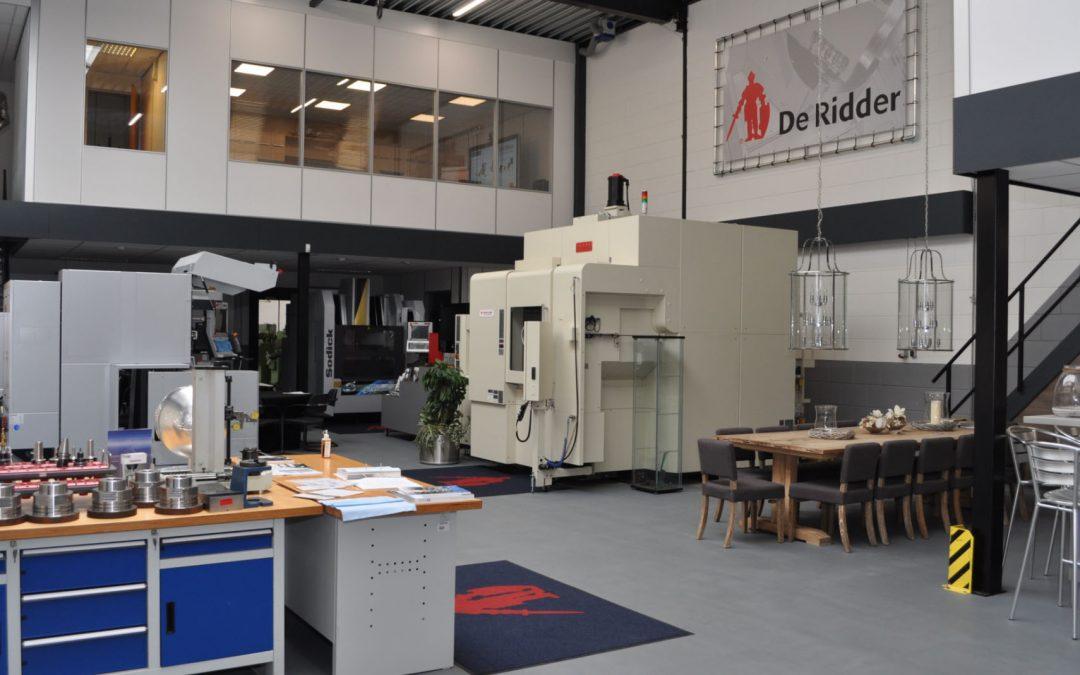 Met FieldBuddy is de service organisatie van De Ridder nog beter in staat om haar klanten te bedienen